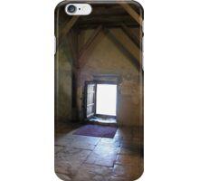 Humility Door at Nativity Church iPhone Case/Skin