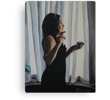 Cafe Mia Canvas Print