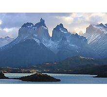 Cuernos del Paine Photographic Print