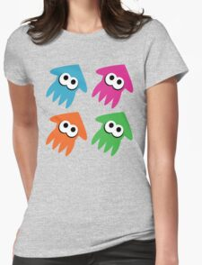 Squids Womens Fitted T-Shirt