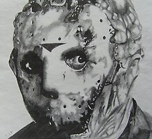 Jason Voorhees by Courtney Pretlove