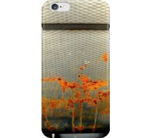 And The Dinner Is... iPhone Case/Skin