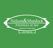 Nelson & Murdock - Attorneys at law Kids Clothes