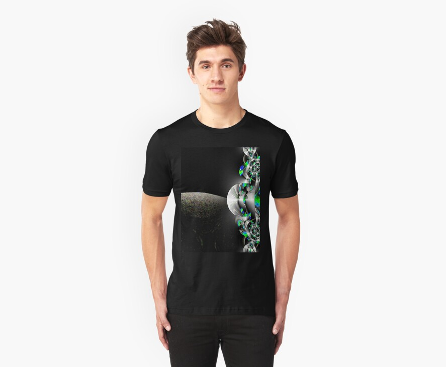 Space Odyssey Tee by Adrena87
