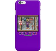 Chewy Suarez iPhone Case/Skin