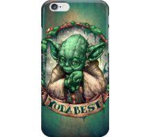 YoDaBeSt iPhone Case/Skin