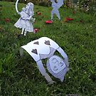 Alice and the Croquet Game by SusanSanford