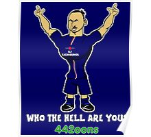 Zlatan Egohimovic - who the hell are you? Poster