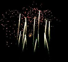 Fireworks by Allison Dougherty