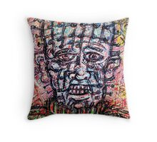 Pinhead Throw Pillow