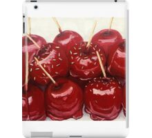 Candied Apples iPad Case/Skin