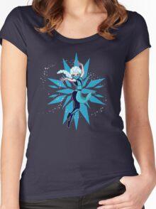 Frost Kombat!! Women's Fitted Scoop T-Shirt