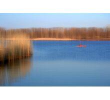 The Kayaker Photographic Print