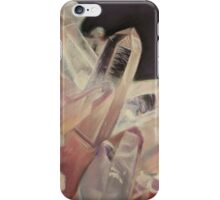 Pink Crystals iPhone Case/Skin