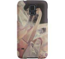 Pink Crystals Samsung Galaxy Case/Skin