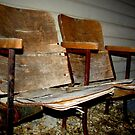 The Torcher Chairs by trueblvr