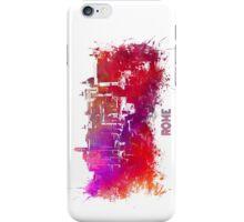 Rome skyline iPhone Case/Skin