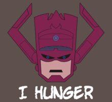 Galactus Hungers One Piece - Short Sleeve
