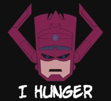 Galactus Hungers One Piece - Long Sleeve