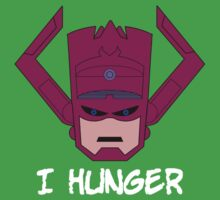 Galactus Hungers Kids Tee