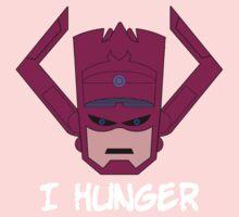 Galactus Hungers One Piece - Long Sleeve