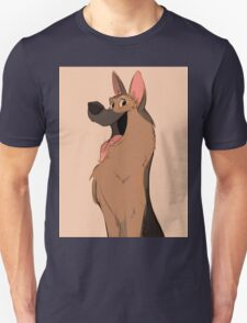 German Shepherd Love Unisex T-Shirt