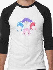 Bohemian Holograms Men's Baseball ¾ T-Shirt
