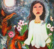 Inner Swim - Nala by Faith Magdalene Austin