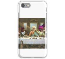 GTA 5 -last supper  iPhone Case/Skin