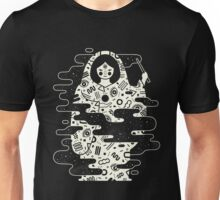 The Magician: Black Magic Unisex T-Shirt