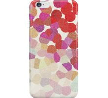 Sparkly Spots - Pale iPhone Case/Skin