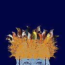 Noisy Nest Headgear by SusanSanford