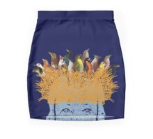 Noisy Nest Headgear Pencil Skirt