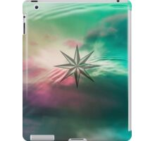 Wind rose II iPad Case/Skin