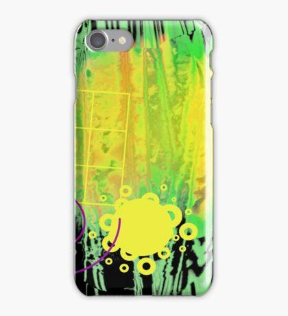 Troubled mind iPhone Case/Skin