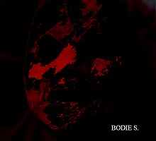 Bloody Mask by BodiesArt