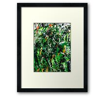 Ecology by Octavious Sage  Framed Print