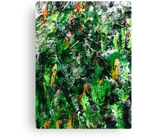 Ecology by Octavious Sage  Canvas Print