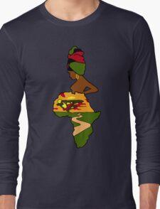 Mother Africa  Long Sleeve T-Shirt
