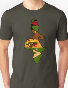 Mother Africa  Unisex T-Shirt
