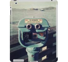 Viewing Alcatraz iPad Case/Skin