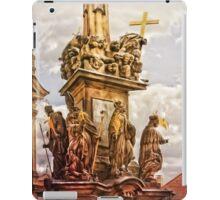 Prague St. Nicholas Church iPad Case/Skin