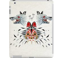 mononoke princess iPad Case/Skin