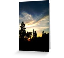 Quiet Grandeur Greeting Card