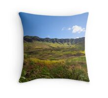 Hanahaiki Valley Throw Pillow