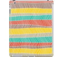 Beach Stripe - Warm iPad Case/Skin