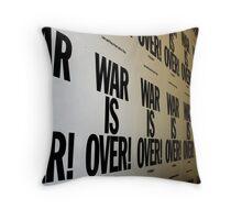 John & Yoko 06 Throw Pillow