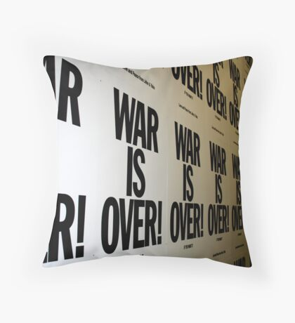 John & Yoko 06 Throw Pillow