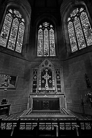The Lady Chapel by SD Smart