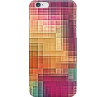 Colored Tetris iPhone Case/Skin